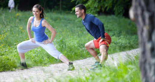 attività fisica per tutti i giorni